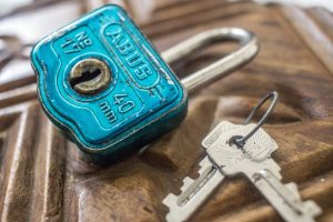change lock cylinder